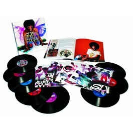 vinyl 8LP SLY AND THE FAMILY STONE Higher!