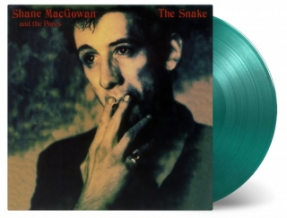 vinyl LP SHANE MACGOWAN & THE POPES The Snake(various artists)