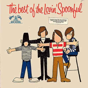 vinyl LP THE LOVIN´ SPOONFUL The Best Of Lovin´ Spoonful