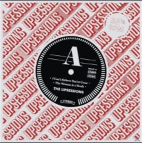 "vinyl 7""EP UPSESSIONS Epsessions 10th Anniversary"