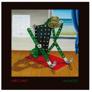 vinyl LP MECHANO UN Mecano Un