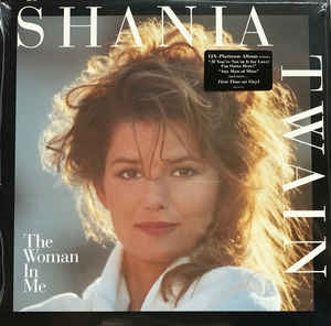 vinyl LP SHANIA TWAIN Woman In Me