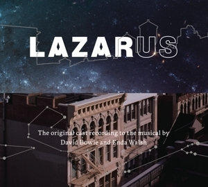 vinyl 3LP LAZARUS ( Original Cast Recordings )