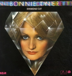 vinyl LP BONNIE TYLER Diamond Cut