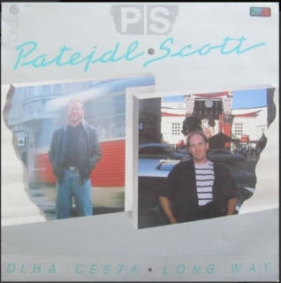 vinyl LP PATEJDL*SCOTT Dlhá cesta/Long Way
