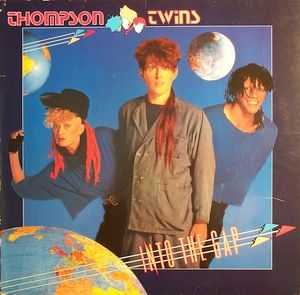 vinyl LP THOMPSON TWINS Into The Gap