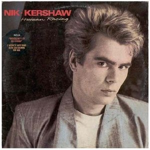vinyl LP NICK KERSHAW Human Racing