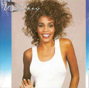 vinyl LP WHITNEY HOUSTON Whitney