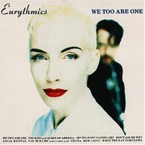 vinyl LP EURYTHMICS We Too Are One