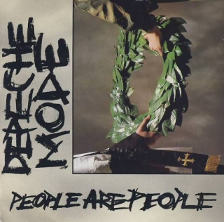 "vinyl 7""SP DEPECHE MODE People Are People/In Your Memory"