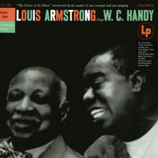 vinyl LP LOUIS ARMSTRONG Plays W.C. Handy