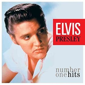 vinyl LP ELVIS PRESLEY Number One Hits