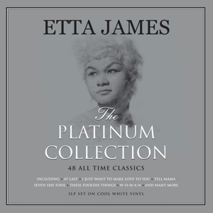 vinyl 3LP ETTA JAMES Platinum Collection