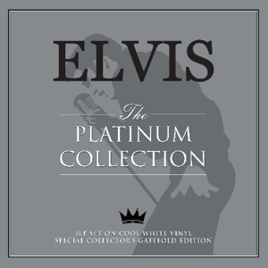 vinyl 3LP ELVIS PRESLEY Platinum Collection