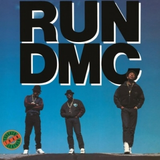 vinyl LP RUN DMC Tougher Than Leather
