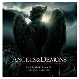 vinyl LP HANS ZIMMER Angels & Deamons (soundtrack)