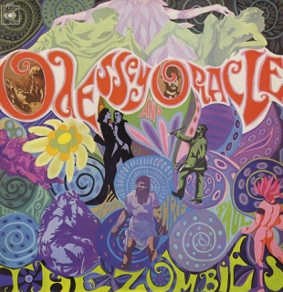 vinyl LP THE ZOMBIES Odyssey and Oracle