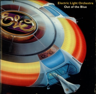 vinyl 2LP ELECTRIC LIGHT ORCHESTRA Out Of The Blue
