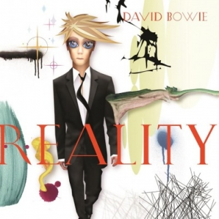 vinyl LP DAVID BOWIE Reality