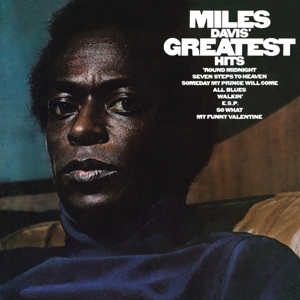 vinyl LP MILES DAVIS Greatest Hits (1969)