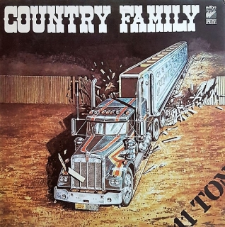 vinyl LP COUNTRY FAMILY