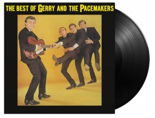 vinyl LP GERRY & THE PACEMAKERS Best Of
