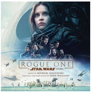 vinyl LP Star Wars Rogue One: a Star Wars Story