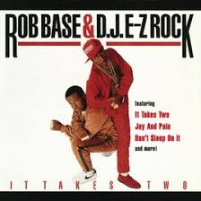 vinyl LP Base, Rob & DJ Ez Rock
