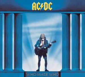 vinyl LP AC/DC Who Made Who