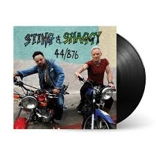 vinyl LP STING ft.SHAGGY 44/876