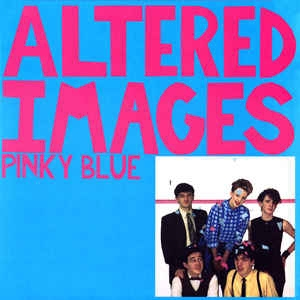 vinyl 2LP ALTERED IMAGES Pinky Blue