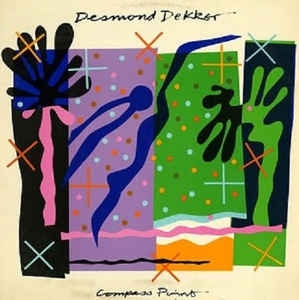 vinyl LP DESMOD DEKKER Compass Point