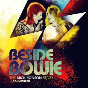 vinyl 2LP Beside Bowie: the Mick Ronson Story