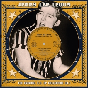 "vinyl 10"" EP JERRY LEE LEWIS Us Ep Collection Vol. 1"