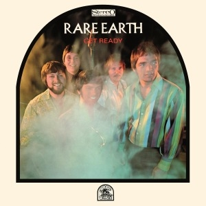 vinyl LP RARE EARTH Get Ready