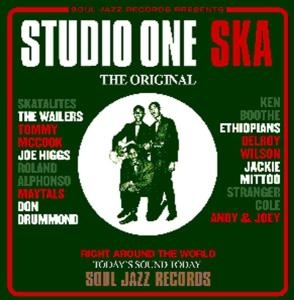 vinyl LP Studio One Ska (various artists)