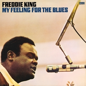 vinyl LP FREDDIE KING My Feeling For the Blues
