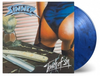 vinyl LP SINNER Touch Of Sin