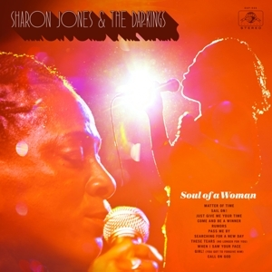 vinyl LP Sharon Jones & The Dap-Kings Soul of a Woman
