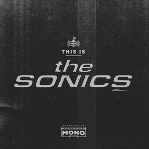 vinyl LP SONICS This is the Sonics