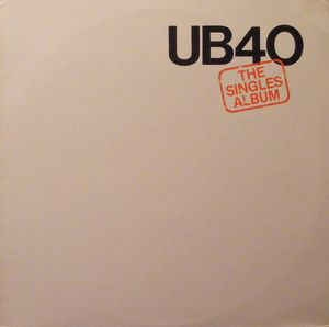 vinyl LP UB40 The Singles Album