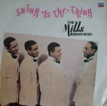 vinyl LP THE MILLS BROTHERS Swing Is The Thing