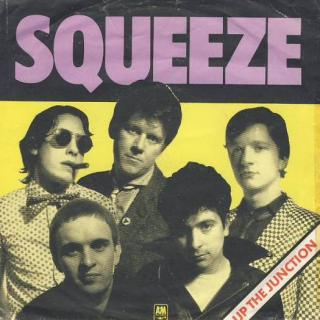 "vinyl 7""SP THE SQUEEZE Up The Junction"