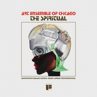 vinyl LP ART ENSEMBLE OF CHICAGO The Spiritual