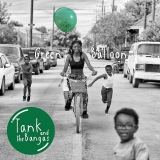 vinyl 2LP TANK AND THE BANGAS GREEN BALLOON