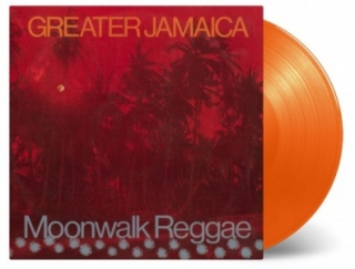 vinyl LP TOMMY McCOOK AND THE SUPERSONICS GREATER JAMAICA MOONWALK REGGAE