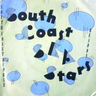"vinyl 7""SP SOUTH COAST SKA STARS  South Coast Rumble"