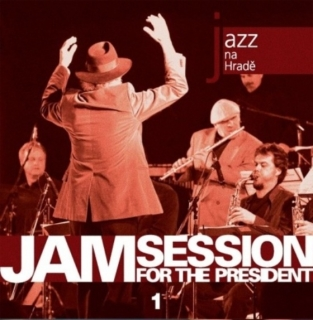 vinyl LP VARIOUS Jam Session For The President 1
