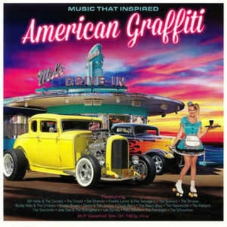 vinyl 2LP Various ‎– Music That Inspired American Graffiti
