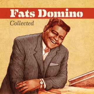 vinyl 2LP FATS DOMINO COLLECTED